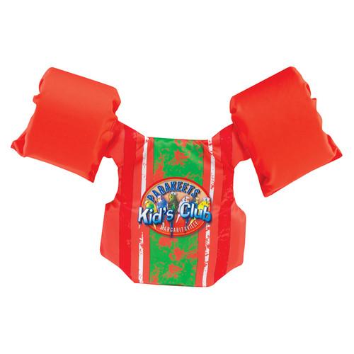 Margaritaville Parakeet Club Girl's Life Jacket 33-55 Lbs.