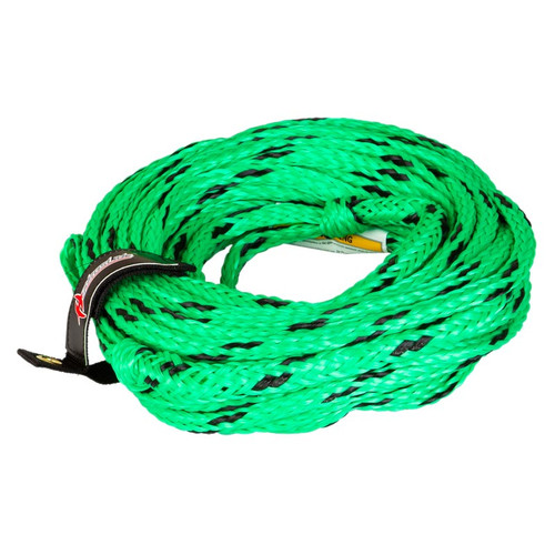 O'Brien 60' Hydroslide Towable Tube Rope 2 Person Green