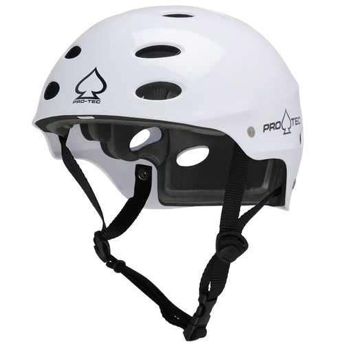 Pro-Tec Ace Satin White Water Helmet