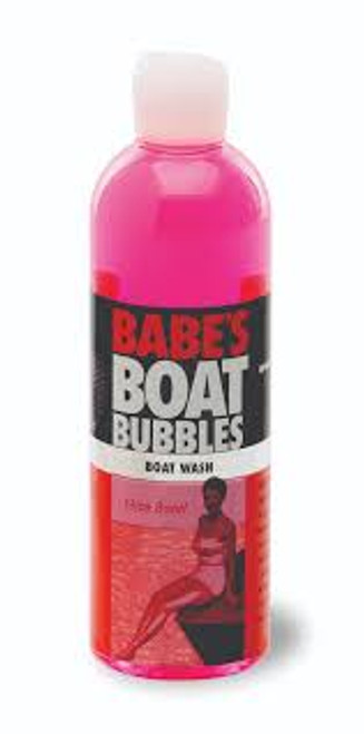 Babe's Boat Bubbles  16 Oz.