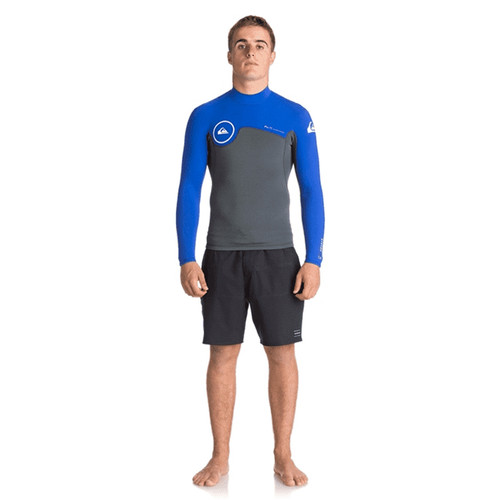 Quiksilver 1.5mm Syncro Series Long Sleeve Wetsuit Jacket