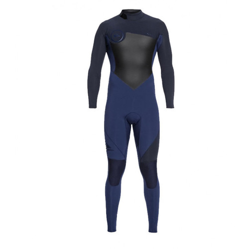 Quicksilver 4/3mm Syncro Series Mens Blue Wetsuit