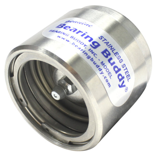 Bearing Buddy Stainless Steel Trailer Wheel Bearing Protectors - Sold in Pairs