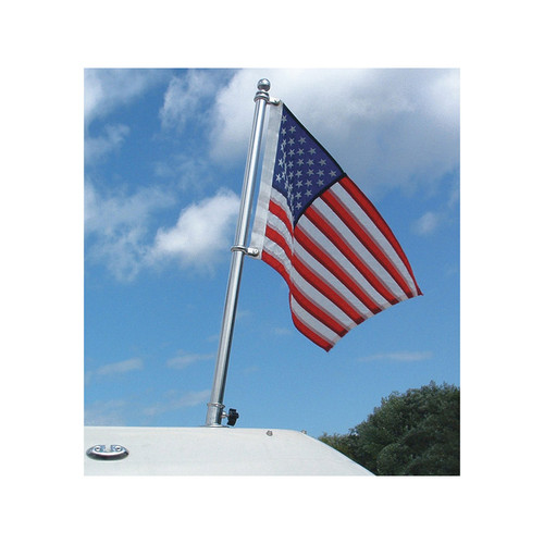 TaylorMade Stainless Steel Flag Pole
