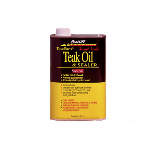 Boat Life Teak Oil 1 Quart