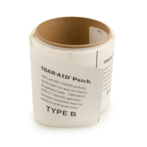 """Tear-Aid Type B Sold by the Foot 3"""" Wide"""