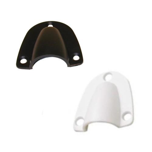 "TH Marine Plastic Clam Shell Vents 1-5/8"" x 1-1/2"""