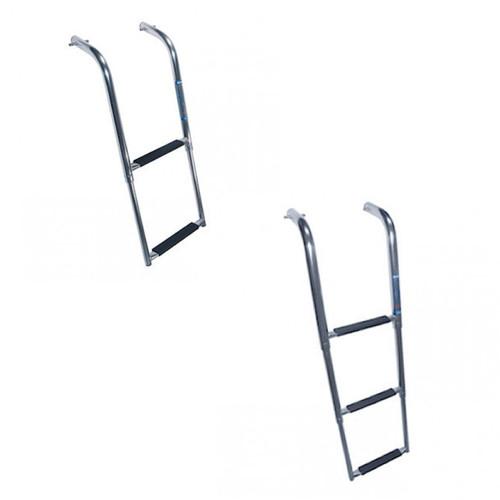 Windline Under Swim Platform Telescoping Ladder Both