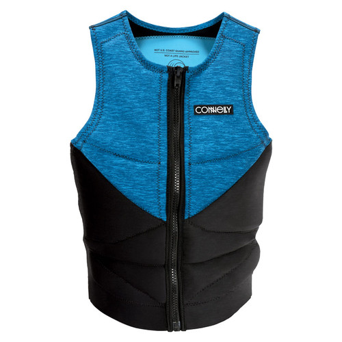 Connelly Reverb Men's Neoprene NCGA Impact Vest Blue/Black Front