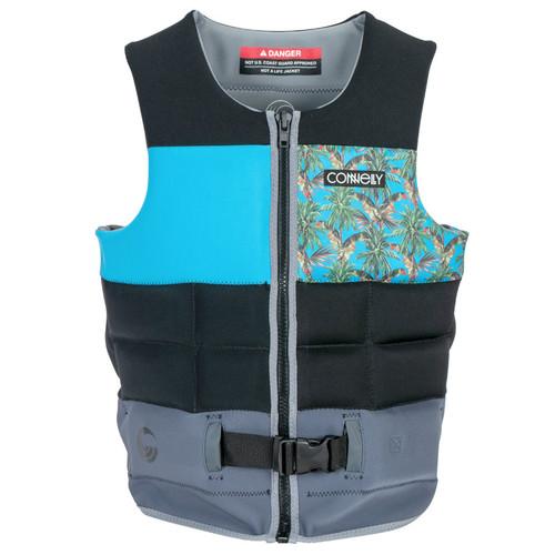 Connelly Pro Men's NCGA Neoprene Vest, Blue/Black
