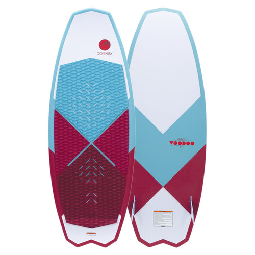 2020 Connelly Men's Voodoo Wakesurf Board Top and Bottom
