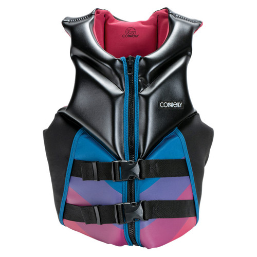 Connelly Concept Women's Neoprene Life Jacket 2020 Blush/Black Front
