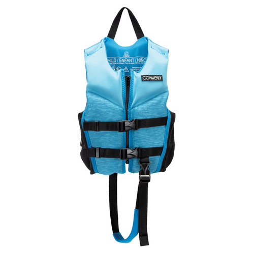 Connelly Classic Boy's Child Neoprene Life Jacket Front
