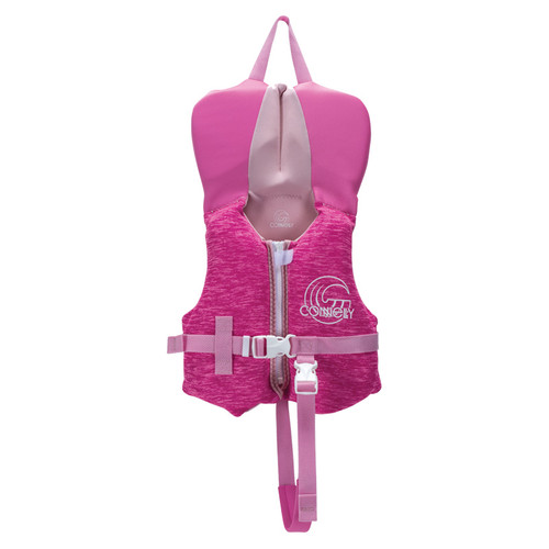 Connelly Classic Girl's Infant Neoprene Life Jacket