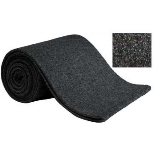 "Foss Bunk Carpet  14"" Wide Sold by the Foot Black"