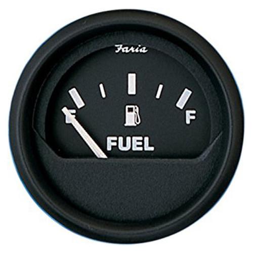"Faria Fuel Level Gauge Euro 2"""