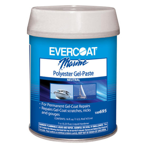 Evercoat Polyester Gel-Paste Neutral Pint