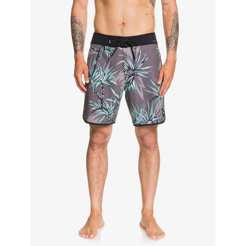 "Quiksilver Highline Salty Palms 18"" Boardshorts"