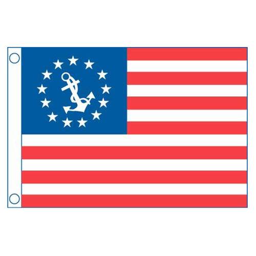 Taylor Made U.S.A. Yacht Ensign Flag