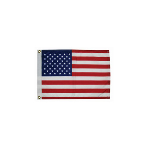 "Taylor Made Nylon 50 Star U.S.A. Flag 12"" x 18"""