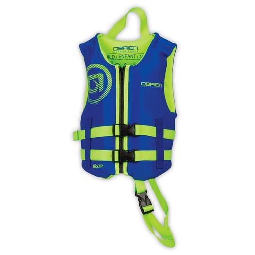 O'Brien Child Blue Life Jacket