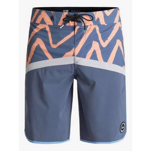 "Quiksilver Highline Techtonics 20"" Boardshorts Teal"