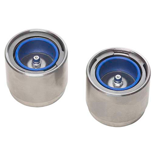 Dexter Trailer Buddy Stainless Steel Wheel Bearing Protectors