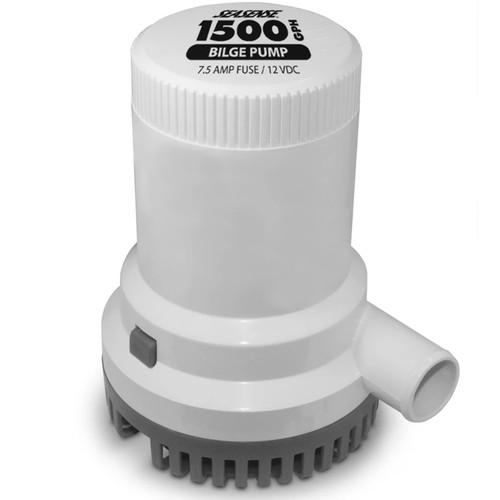 Seasense Manual Bilge Pump 1500 GPH