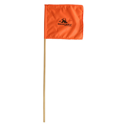 Boater's Outlet Ski Flag