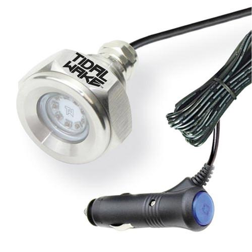 Underwater LED Boat Drain Plug N' Play Light