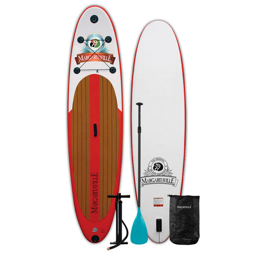 O'Brien Margaritaville Inflatable Stand Up Paddle Board