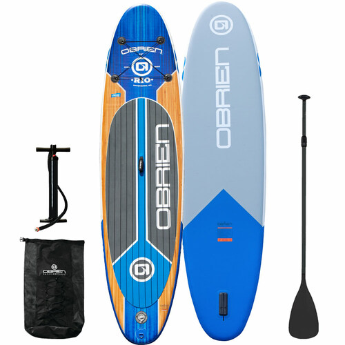O'Brien Rio Inflatable Stand Up Paddle Board