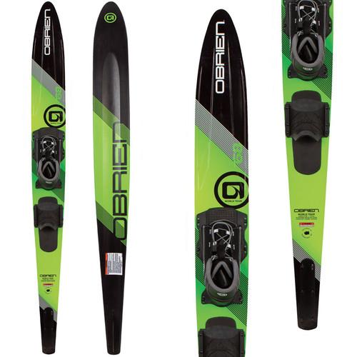 O'Brien World Team Slalom Waterski With Z-9 Bindings 2021