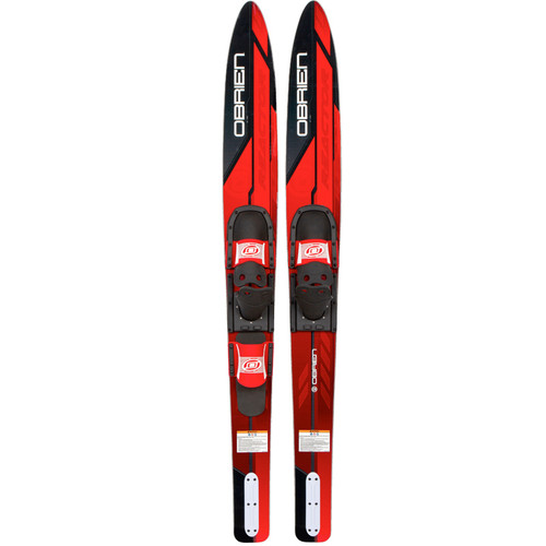 O'Brien Reactor Combo Ski With 700 Series Bindings 2021