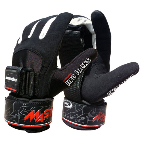 Masterline Pro Lock Waterski Gloves