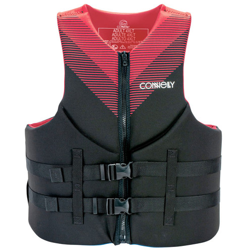 Connelly Promo Men's Neoprene Life Jacket Red/Black