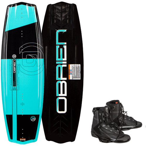 O'Brien Valhalla Wakeboard With Access Boots 2021