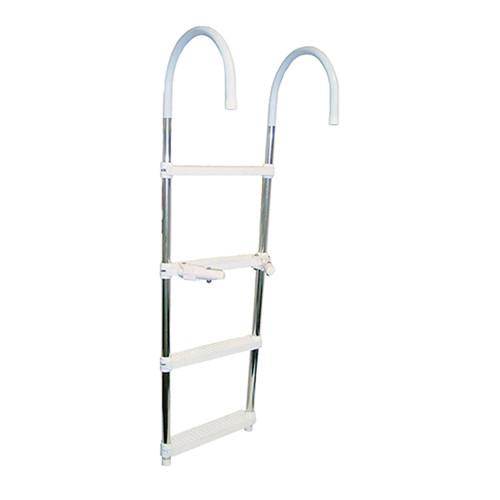 Seasense Portable Hook 4 Step Ladder