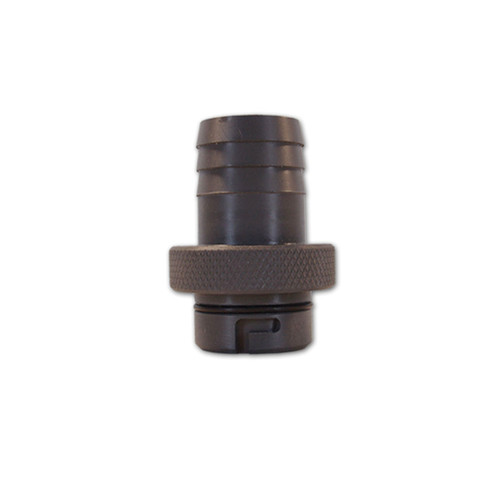 """FatSac Male Quick Connect 1"""" Barbed Supa Pump Hose Fitting"""