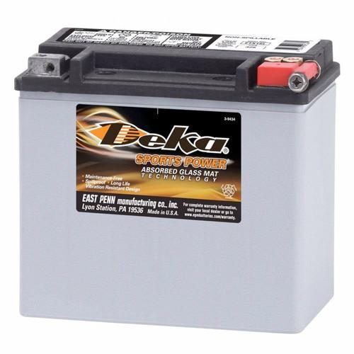 Deka Power Sports AGM Battery