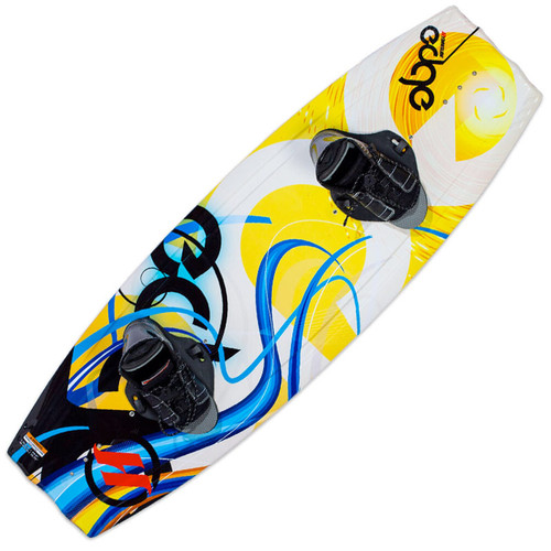 Hydroslide Edge Wakeboard With Chaser Boots 2021
