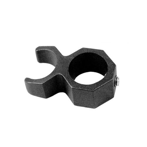 Black Nylon Poleclip