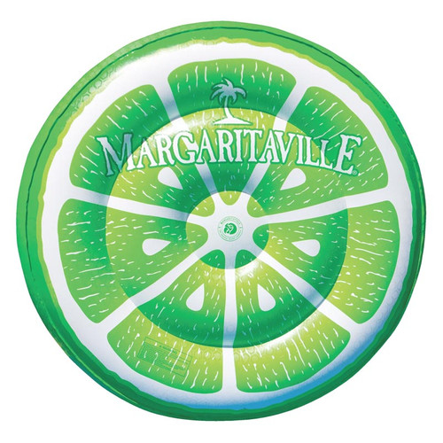 Margaritaville Lime Round Float