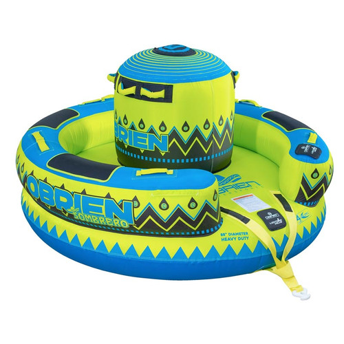 O'Brien Sombrero Four, 4 Rider Towable Tube