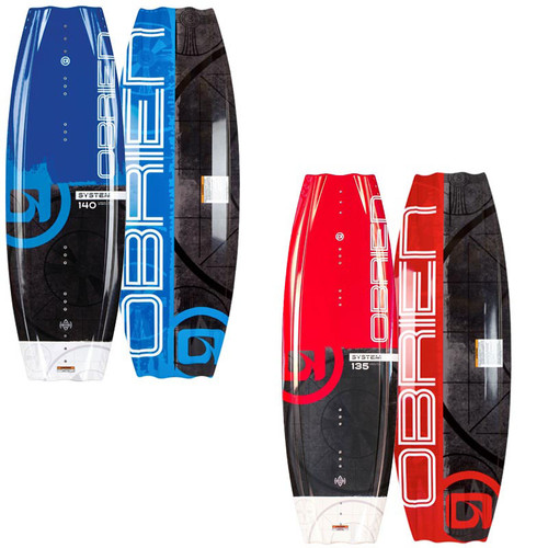O'Brien Men's System Wakeboard Blank 2021