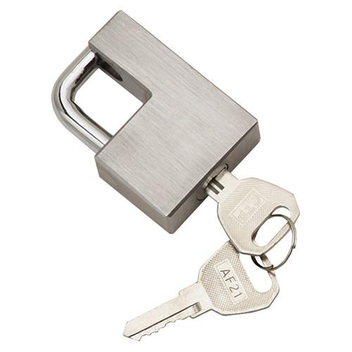 Bulldog Stainless Steel Coupler Lock