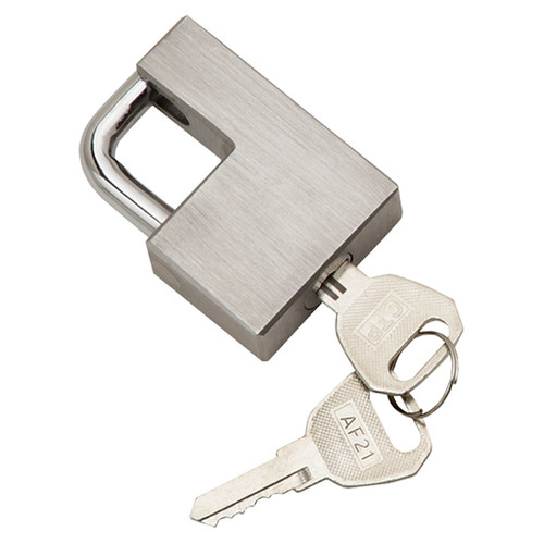 Bulldog Stainless Steel Coupler Lock