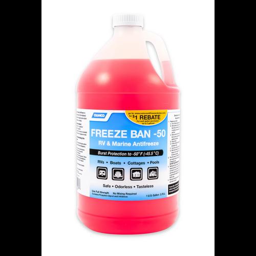 Camco Freeze Ban Antifreeze -50 Degrees