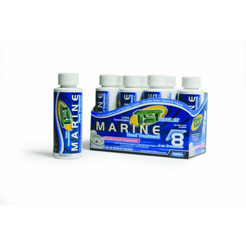 Marine Head Treatment Singles Bottle 8/pack