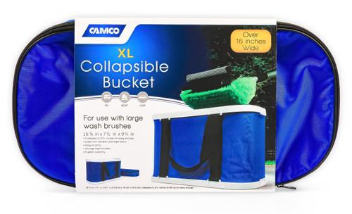 Rectangular Collapsible Wash Bucket 5 Gallons